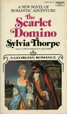 The Scarlet Domino  by  Sylvia Thorpe