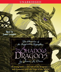 The Shadow Dragons James A. Owen