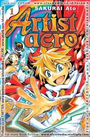 Artist Acro Vol. 1  by  Ato Sakurai