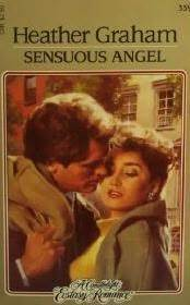 Sensuous Angel (Candlelight Ecstasy Romance, No 359)  by  Heather Graham