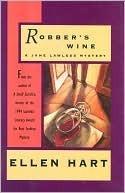 Robbers Wine (Jane Lawless Mystery Series) Ellen Hart