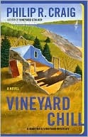 Vineyard Chill (Marthas Vineyard Mystery #19)  by  Philip R. Craig