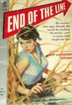 End of the Line Dolores Hitchens