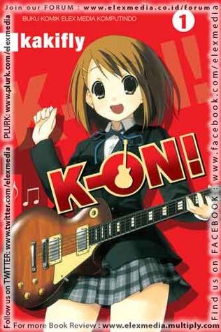 K-ON! College  by  Kakifly