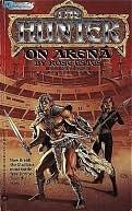 The Hunter: On Arena (Hunter, #2) Rose Estes