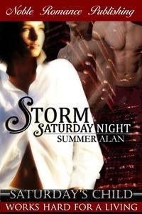 Storm Saturday Night Summer Alan