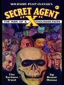 Secret Agent X  by  Brant House