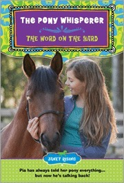 The Word on the Yard (The Pony Whisperer, #1)  by  Janet Rising