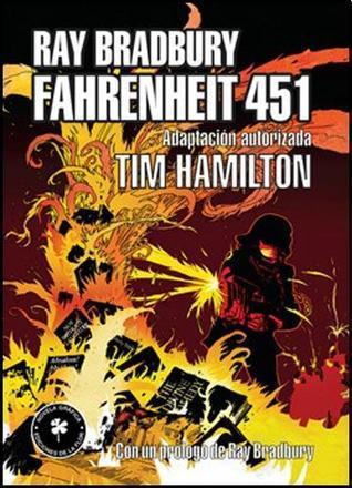 Fahrenheit 451: adaptación autorizada Tim Hamilton