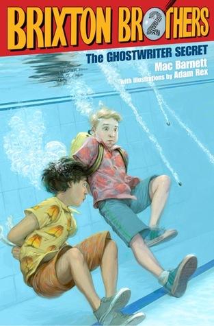 The Ghostwriter Secret (Brixton Brothers #2)  by  Mac Barnett
