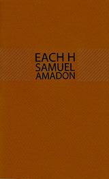 Each H Samuel Amadon