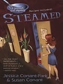 Steamed (A Gourmet Girl Mystery, #1)  by  Jessica Conant-Park
