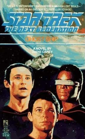 Ghost Ship (Star Trek: The Next Generation, #1) Diane Carey