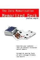 Zero-Memorization Deck  by  Andrew Mayne