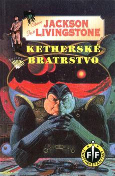 Ketherské bratrstvo (Fighting Fantasy, #15)  by  Andrew   Chapman