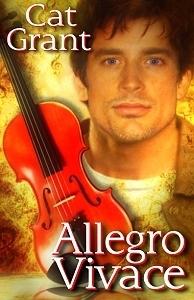 Allegro Vivace (Allegro Vivace, #1)  by  Cat Grant