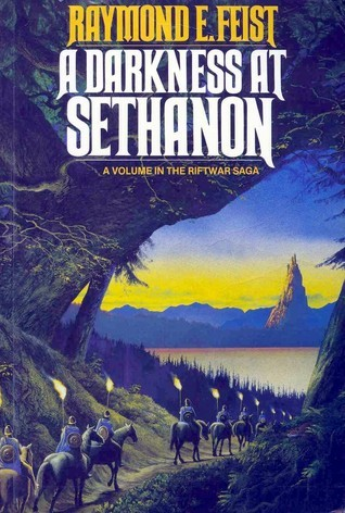 A Darkness At Sethanon (Riftwar Series) Raymond E. Feist