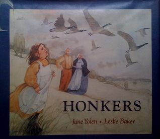 Honkers  by  Jane Yolen