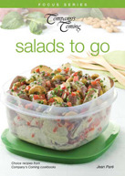 Salads to Go  by  Jean Paré