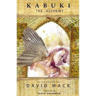 The Alchemy (Kabuki, # 7)  by  David W. Mack