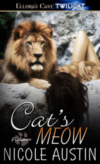 Cats Meow (Predators, #1)  by  Nicole Austin