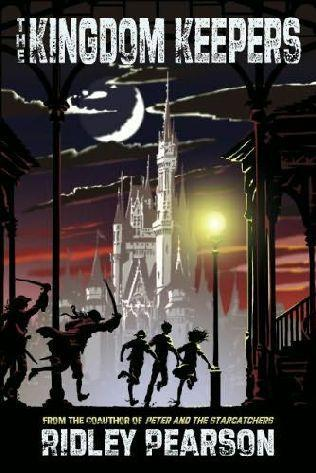 Kingdom Keepers: The Return Book One Disney Lands Ridley Pearson
