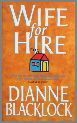 Wife for Hire Dianne Blacklock