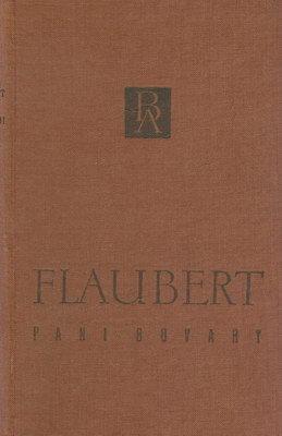 Pani Bovary  by  Gustave Flaubert