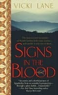 Signs in the Blood (An Elizabeth Goodweather Appalachian Mystery #1)  by  Vicki Lane