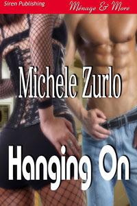 Hanging On (Awakenings, #2)  by  Michele Zurlo