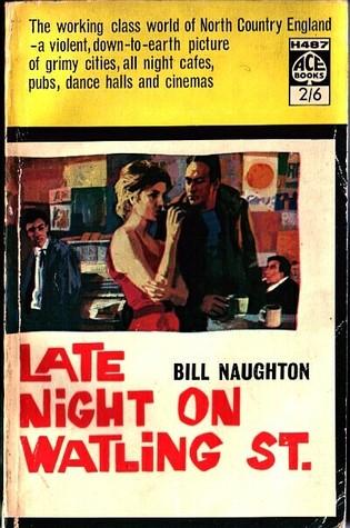 Late Night on Watling Street  by  Bill Naughton