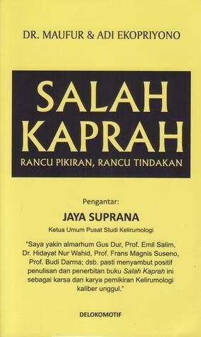 Salah Kaprah  by  Maufur
