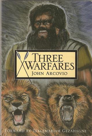 Three Warfares John Arcovio