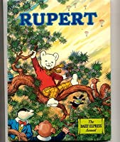Rupert The Daily Express Annual  no. 38 - 1973 Alfred Bestall