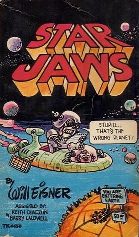 Star Jaws Will Eisner