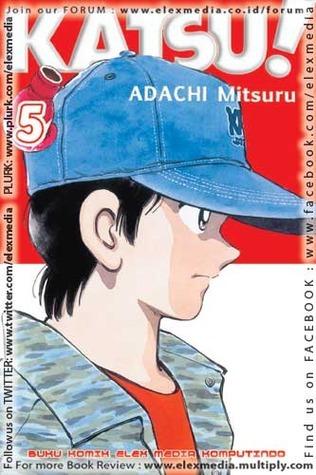 Katsu! Vol. 5 Mitsuru Adachi