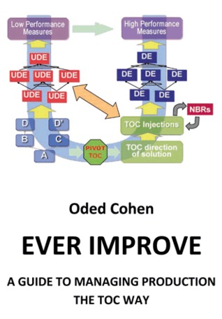Ever Improve: A Guide to Managing Production the TOC Way Oded Cohen