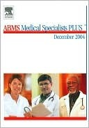 ABMS Medical Specialists PLUS Staff of Elsevier