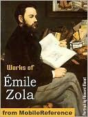 Works of Emile Zola  by  Émile Zola
