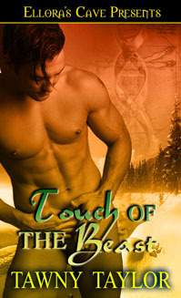 Touch of the Beast (Animal Urges, # 2) Tawny Taylor