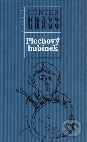 Plechový bubínek Günter Grass