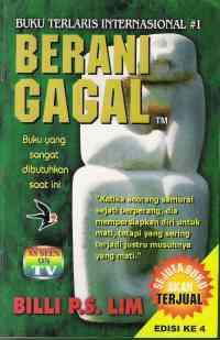 Berani Gagal Billi P.S. Lim