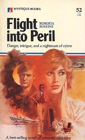 Flight into Peril  by  Roberta Roleine