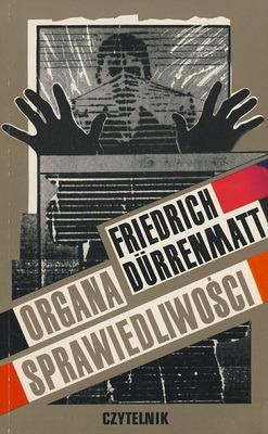 Organa sprawiedliwości  by  Friedrich Dürrenmatt