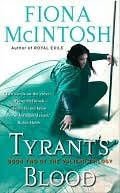 Tyrants Blood: Book 2 of the Valisar Trilogy  by  Fiona McIntosh