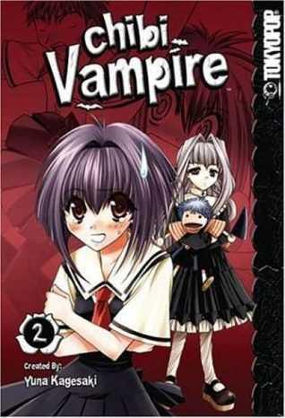 Chibi Vampire 1  by  Yuna Kagesaki