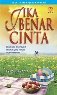 Jika Benar Cinta Lynn Dayana