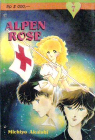 Alpen Rose Vol. 7 Michiyo Akaishi