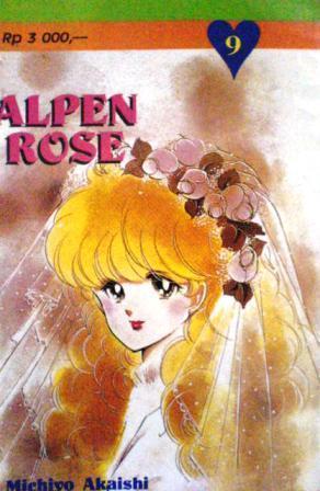 Alpen Rose Vol. 9 Michiyo Akaishi