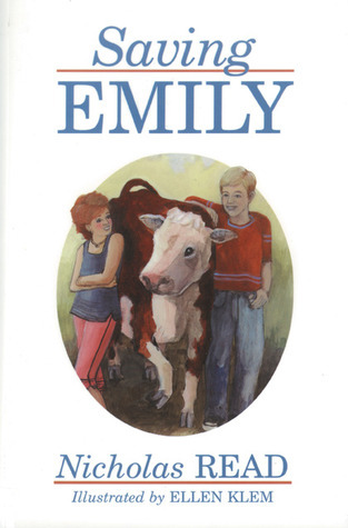 Saving Emily  by  Nicholas Read